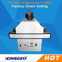 China 250kg Air Cooling Single UV Curing Machine , Uv Light Curing Equipment 2.2KW on sale