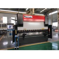Buy Door Frame CNC 500 Ton Press Brake Machine With 7 Axis / 6000mm Bending length at wholesale prices