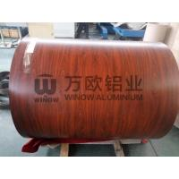 China Corrosion Resist Painted Aluminium Coil 1.0mm 3000 Series Grade For Roofing Sheet on sale