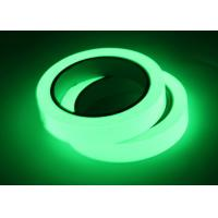 Glow In The Dark Adhesive Tape For Safety Markers Non Radioactive for sale