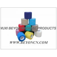 Quality Cohesive Elastic Bandage Breathable Latex-free Self - adherent Compression Wrap for sale