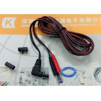 Buy cheap Electrode EMS Muscle Stimulator Tens Lead Wire Cable from wholesalers