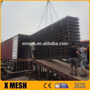 Quality STANDARD SIZES SL81 concrete slab reinforcing mesh sizes for concrete for sale