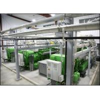 Quality 500KW - 4MW Landfill Gas Power Plant , Renewable Energy Sources Electric Plant for sale