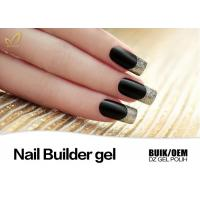 Quality Nail Art Crystal Nails Builder Gel Camouflage Jelly Colors For Training School for sale
