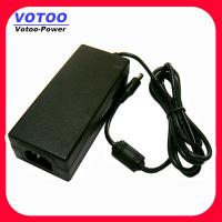 Quality RoHS DC 12V 5A 60W Desktop Switching Power Supply With EU / UK Cord for sale