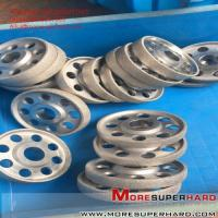 Quality Vacuum welded diamond grinding wheel  for all kinds of stone product  Alisa@moresuperhard.com for sale
