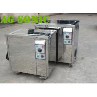 Quality Large Capacity Ultrasonic Wave Cleaner For Oil Filter / Circular Saw Blades for sale