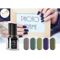 Buy Long Lasting UV LED Gel Nail Polish , 300 Colors UV Gel Polish Soak Off Polish at wholesale prices