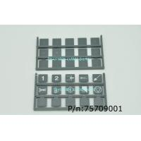 Quality 75709001 KEYBOARD, SILKSCREEN (SHEET OF 2) , Especially Suitable For Gerber Cutter Parts XLC7000 / Z7 for sale