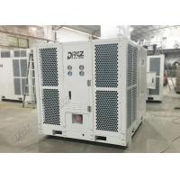 Trailer Mounted 25HP Mobile Industrial Tent Air Conditioner 20 Ton Cooling Capacity for sale