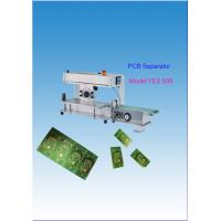 Quality PCB Depanelizer With Safe Sensor For PCB Board Assembly PCB Depaneling for sale