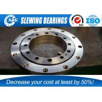 China High Speed Large Lazy Susan Turntable Bearing Quick / Easy Installation on sale