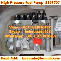 Quality Original and New Fuel Pump 5267707 high pressure fuel pump for sale