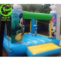 Quality 2016 hot sell  inflatable mickey mouse bouncer  with 24months warranty GT-BC-1832 for sale