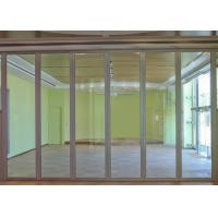 Quality Seafood Restaurant Glass Room Partitions Associated Structural for sale