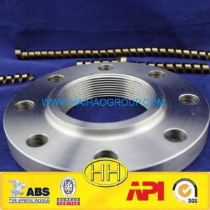 Quality EN 1092-1 TYPE 13 THREADED FLANGE PN6, PN10, PN16, PN25, PN40 for sale
