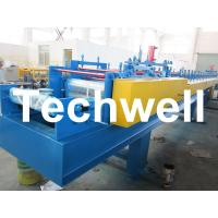 Quality Top Hat Channel / Furring Channel Roof Panel Roll Forming Machine for sale