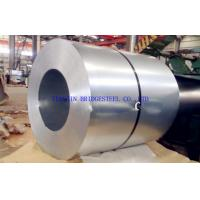 China SGCC Hot Dipped Galvanized Steel Coil Q195 - Q235 , BS1387 Corrosion Resistant on sale