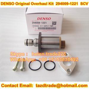 Buy DENSO Original Overhaul Kit / SCV Valve 294009-1221 / 294200-0270 / 33130-45700/ 365 at wholesale prices