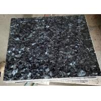 Natural Azul Blue Pearl Royal Polished Norway Blue 12X12 Granite stone tiles slabs for sale