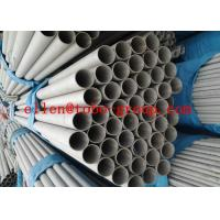 Quality Cold Rolled Duplex Stainless Steel Pipe S31803 / S31500 / S32750 A789 / A790 for sale
