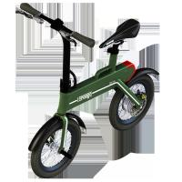 """Quality Green Power Foldable Electric Scooter , 12"""" Electric Wheel Bike for sale"""