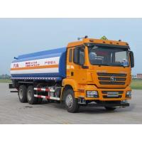 Quality 6×4 Drive Mode Used Oil Trucks , Used Truck Fuel Tanks 19.7 M3 Volume for sale