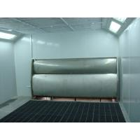 Buy cheap Global Large Infrared Furniture Spray Booth / Spray Painting Booths 380v from wholesalers