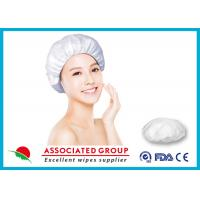 Buy cheap Medical Consumable Rinseless Shampoo Cap Alcohol Free For Patient Hair Wash from wholesalers