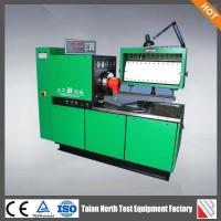 Buy cheap 12PSB-BFC diesel fuel injection pump test bench with injector calibration tool from wholesalers