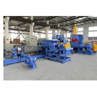 Buy cheap 1000 - 2000 kg/h Kneader Mixer Plastic Granulator Machine CE IS9001 from wholesalers