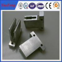 Quality 6000 series aluminium extrusion deep processing / OEM aluminum manufacturing processes for sale