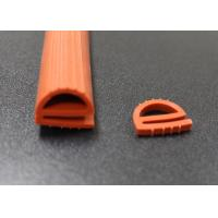 Quality Dustproof Custom EPDM Rubber Seal Strip Professional Shock Absorption for sale