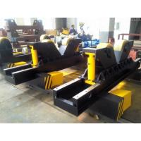 China 20T Fit Up Tank Turning Rolls Hydraulic Jacking System Tank Butting Welding Rotator on sale