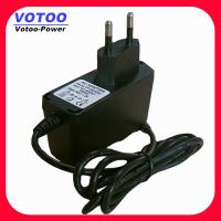 Quality 110v - 240v Universal CCTV Power Adapter 24v 500ma ABS PC For Outdoor Surveillance for sale