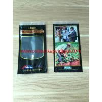 Buy Customized  Logo Cigar Humidor Bags Hold 4-6 / Cigar Packaging Bag at wholesale prices