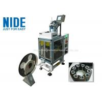 Quality Full automatic BLDC electric motor stator Paper Inserting machine  for sale for sale