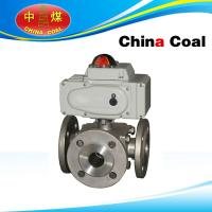 Quality Three way ball valve for sale