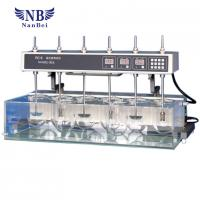 Quality 8 Vessels Dissolution Drug Testing Instrument , Pharmaceutical Tablet Test Machine for sale
