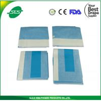 Quality Adhesive surgical drape sterile disposable medical sheet for sale