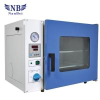 Quality Electric Heating Digital Laboratory Samll Drying Oven With Vacuum Pump for sale
