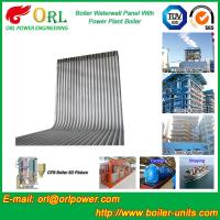 China High Pressure CFB Boiler Water Wall Panels  Water Tube ASME with Certification on sale