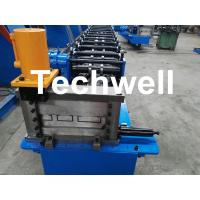 Quality Interchangeable C Channel Roll Forming Machine for Making 3 kinds of C Purlin Profile for sale
