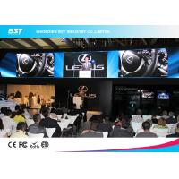 Quality Synchronous control  P5 SMD 1/8 scan high brightness Indoor  Advertising LED Display Screen for sale
