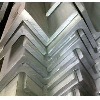 Quality Equal and Unequal 304 Stainless Steel Angle Bar / Bars With Mill Finish For Architecture, Engineering Structure for sale