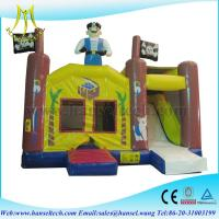 Buy cheap Hansel popular pirate ship bouncy castle for commercial use from wholesalers