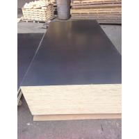 Quality 18mm Film Faced Shuttering Plywood for Construction Concrete Formwork for sale