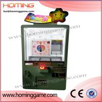 China Beautiful design console machine/lucky star prize game machine/ coin operated game machine(hui@hominggame.com) on sale