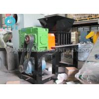 Quality Mobile Steel Portable Scrap Metal Shredders Big Capacity Twin Shaft 500 - 2000kg/h for sale